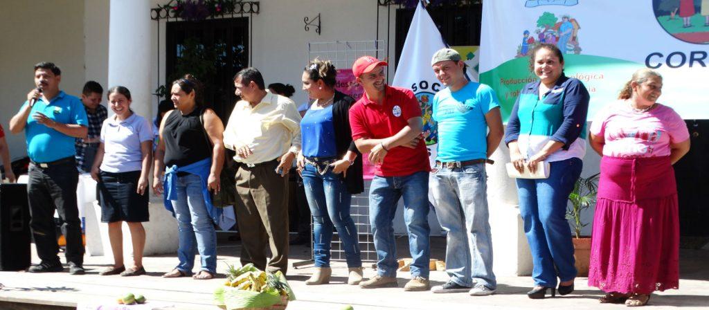 CORDES Apoyado la organización social en Cuscatlán y Cabañas